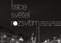 Koncert ke cti Jana Palacha - Praha