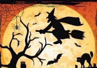 Pálení čarodějnic - Kraslice