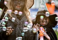 Pálení čarodějnic v Náměšti nad Oslavou