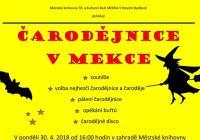 Pálení čarodějnic - Městská knihovna Nový Bydžov