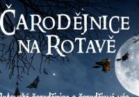Pálení čarodějnic v Rotavě