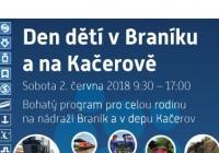 Den dětí v Braníku a na Kačerově - Praha