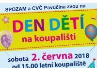 Den dětí - Letní koupaliště Hustopeče