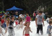 Den dětí - Park u letního kina Turnov
