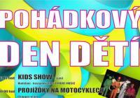 Den dětí - Bystřice nad Pernštejnem