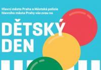Den dětí - Žluté lázně Praha