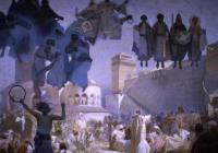 Alfons Mucha / Slovanská epopej