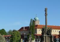 Mariánský sloup, Poděbrady