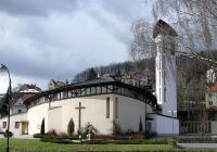Kostel Svaté Rodiny, Luhačovice