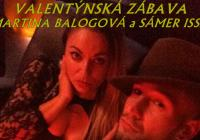 Martina Balogová a Sámer Issa - Country Club - 16.2.2018