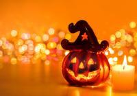 Halloween na náměstí v Lounech