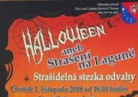 Halloween na Laguně - Ústí nad Labem