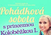 Soutěžní pohádková sobota na zámku s princeznou Koloběžkou I.