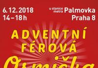 Adventní Férová Osmička - Praha