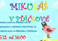 Mikuláš v Ptáčkově - Praha