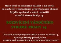 Advent na Rajské - Praha