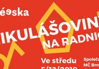 Mikulášoviny na radnici - Brno