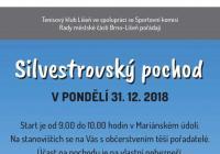 Silvestrovský pochod - Brno Líšeň