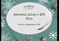 Adventní dílny v zoo Zlín