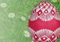 O červených vejcích – velikonoční výstava
