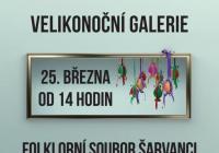 Velikonoce v Galerii Butovice Praha