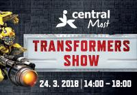 Transformers show - Central Most