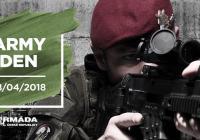Army den v Atriu Flora Praha