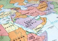 Práce reportéra na Blízkém východě