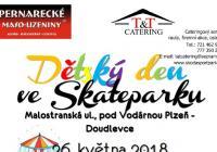 Den dětí - Skatepark Plzeň