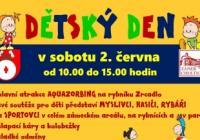 Den dětí - Zámek Choltice