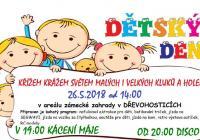 Den dětí - Zámek Dřevohostice