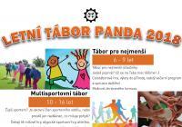 Letní dětský tábor Panda