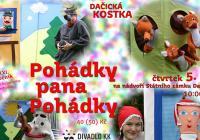 Dačická Kostka - Pohádky pana Pohádky