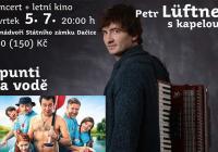 Dačická Kostka - Petr Lüftner a Špunti na vodě