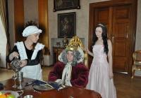 Pohádka O napravené princezně na zámku Dětenice