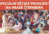 Speciální dětské prohlídky - Hrad Šternberk