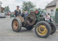 Železnohorský traktor 2018