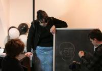 2h Workshop křídové animace za vysvědčení