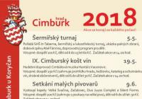 Den múz na hradě Cimburk