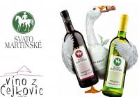 Svatomartinská vína - Čejkovice
