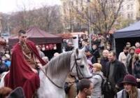 Svatomartinské víno a husa na Jiřáku - Praha