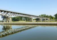 Roudnický most, Roudnice nad Labem