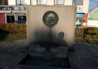 Pomník Jana Evangelisty Purkyně, Roudnice nad Labem