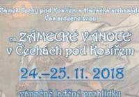 Vánoce na zámku Čechy pod Kosířem