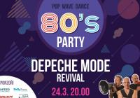 80´s party + depeche mode revival