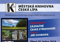 Přednáška na téma: Zázračné české středohoří