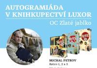 "Autogramiáda bestselleru ""Retro ČS"""