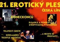 21. Erotický ples v České Lípě