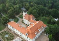Fotbalové slavnosti na zámku Loučeň