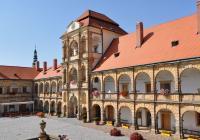 Noční čarodějnické prohlídky - Zámek v Moravské Třebové